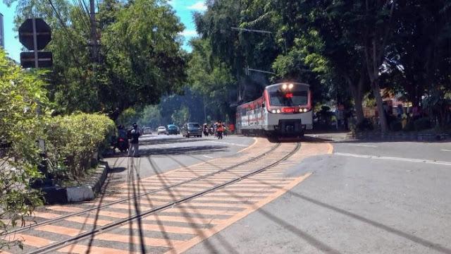 Railbus Bathara Kresna