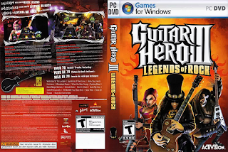 Guitar Hero 3 : Legends of Rock Full Version PC