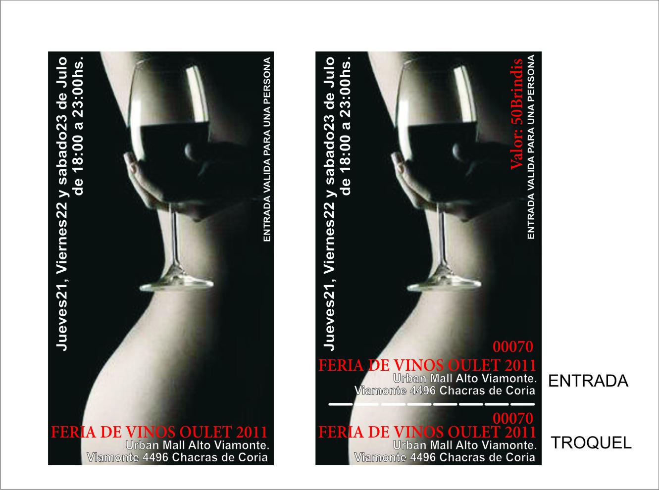 Awd resumen de la feria de vinos outlet 2011 en chacras for Terrazas urban mall chacras de coria