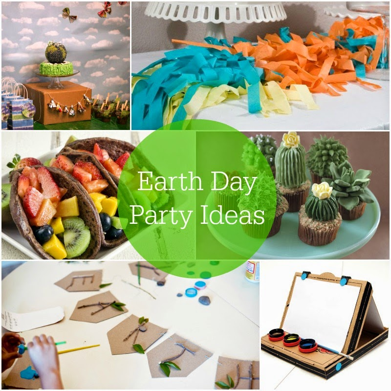 Earth Day Party Ideas