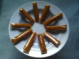 Bahan-bahan untuk membuat dodol ketan: