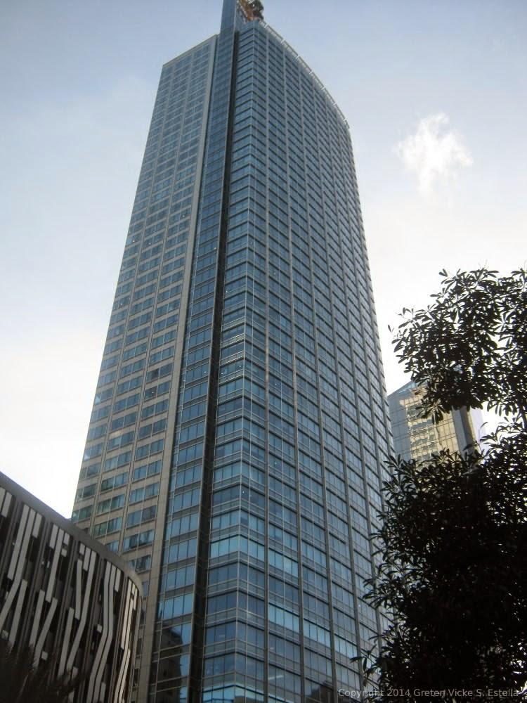 PBCom Tower Spire, V.A. Rufino St, Makati 1200