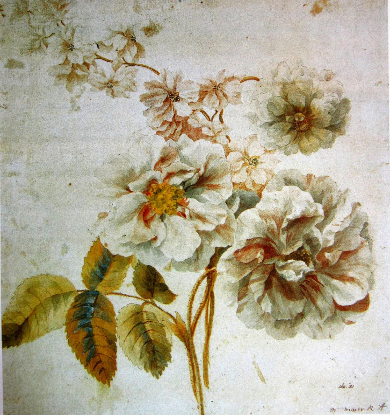 Piccoli capricci i fiori di mary moser for Fiori ad olio