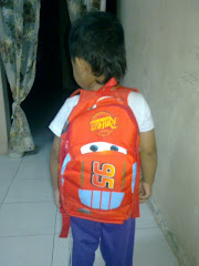 HAZIQ DGN CARS BAG PACK