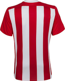 gambar detail jersey terbaru southamton home musim depan Jersey Southamton home Adidas terbaru musim 2015/2016