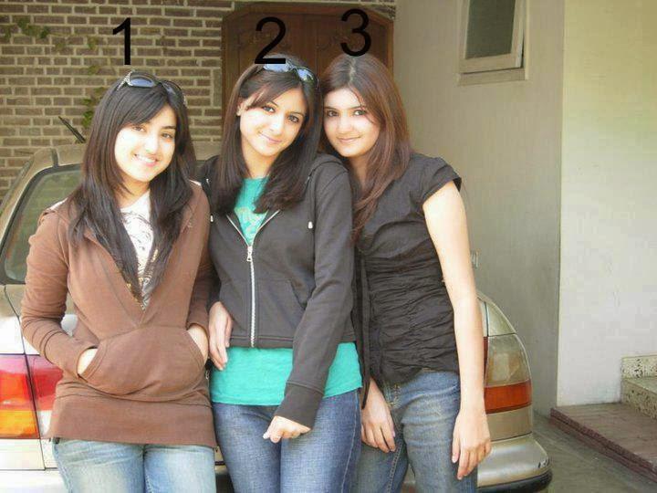 Sexy Cute Pakistani Girls
