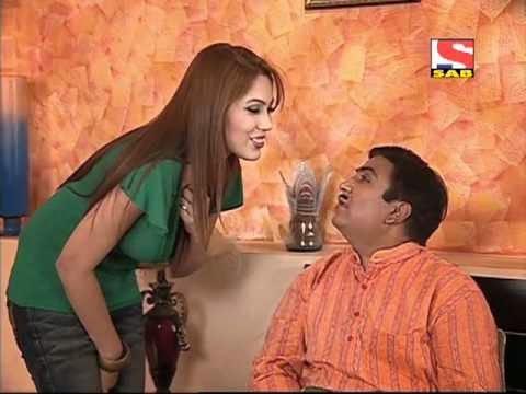 Jethalal and babita ji