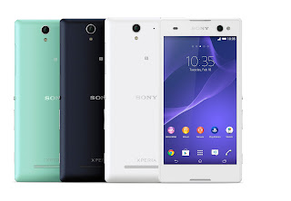 Sony Xperia C3 D2502