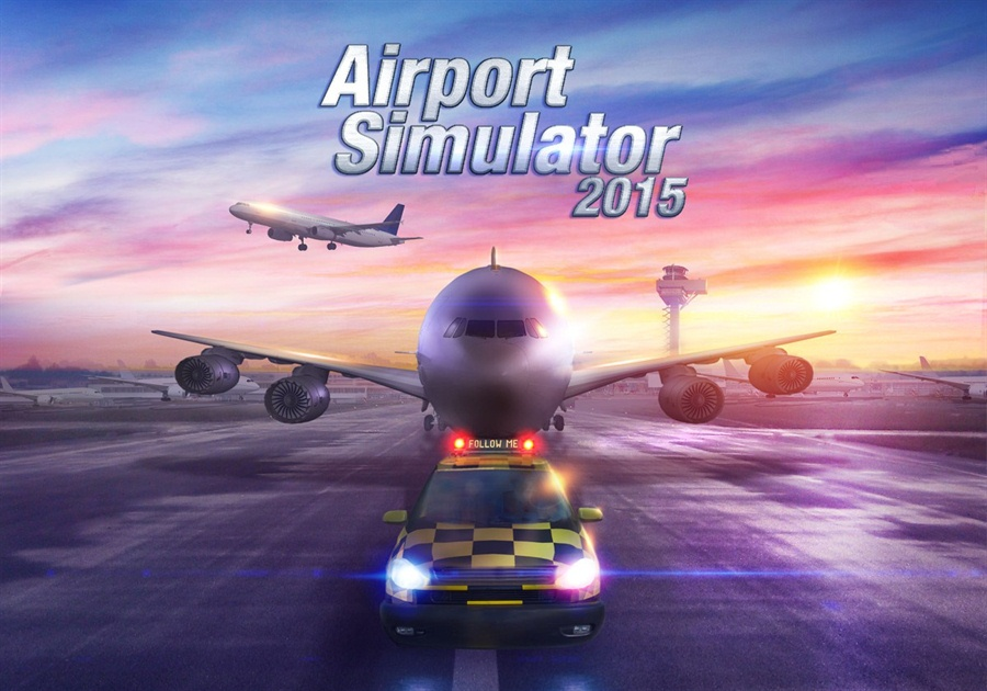 Airport Simulator 2015 Free Download Poster
