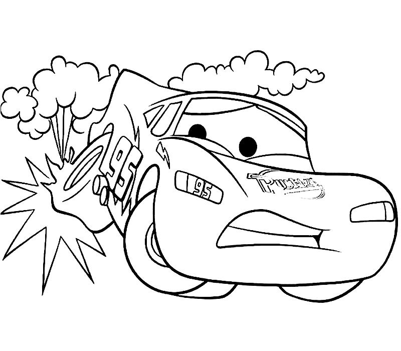 desenhos animados de carros
