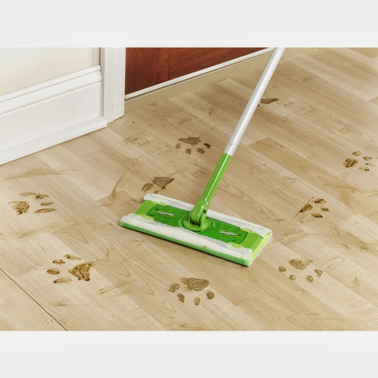 Beautiful Abodes I Stand Behind The Swiffer Sweeper