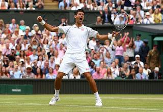 TENIS - Llega el tercer Wimbledon para Djokovic