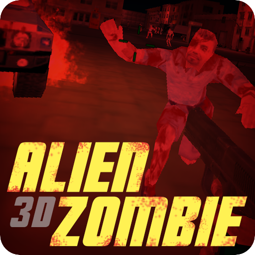 ALIEN ZOMBIE GAME - Launched