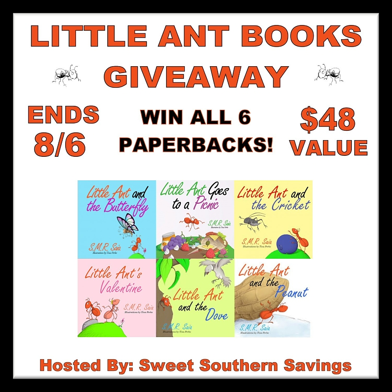 Little Ant Books