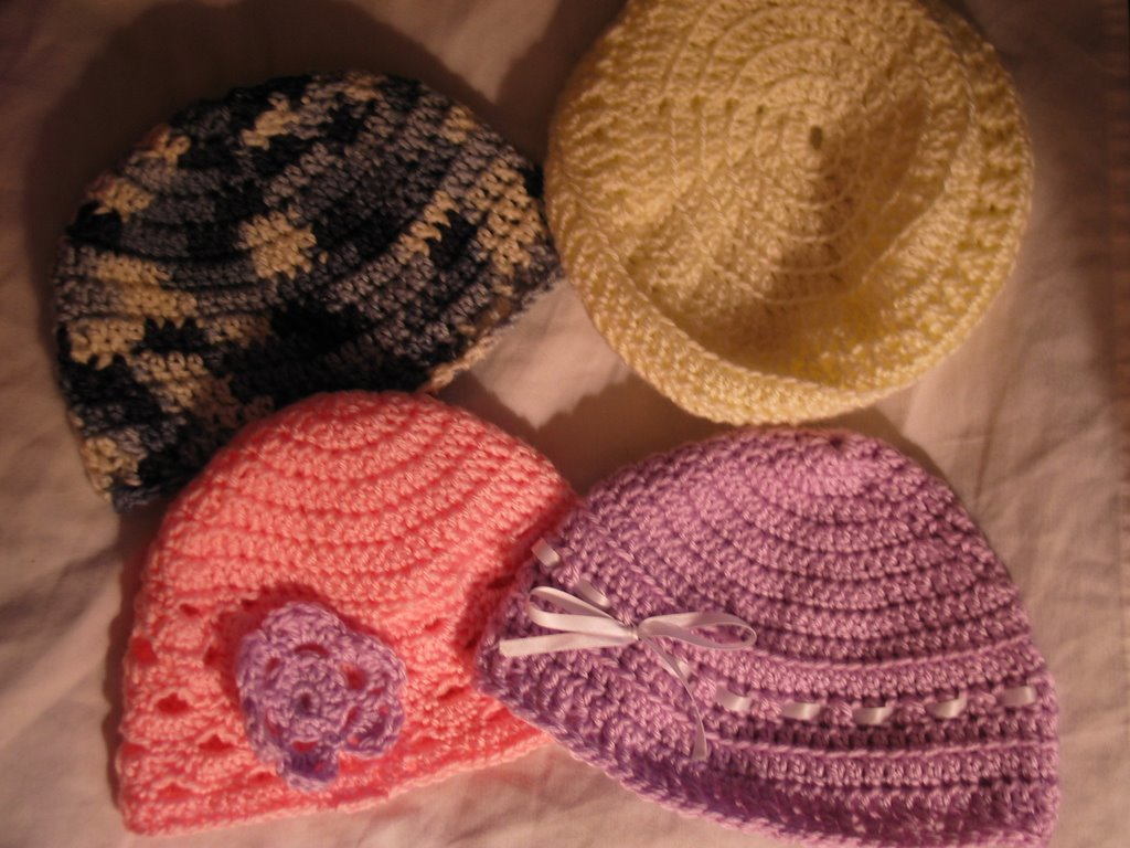 Crochet Models : Hat model crochet-Knitting Gallery