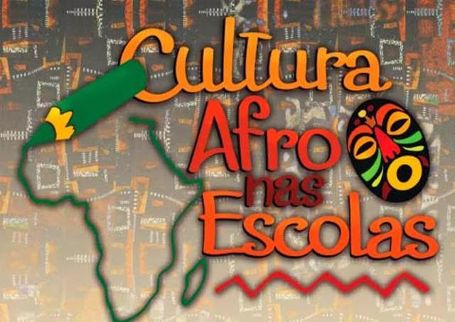 Cultura afro nas escolas