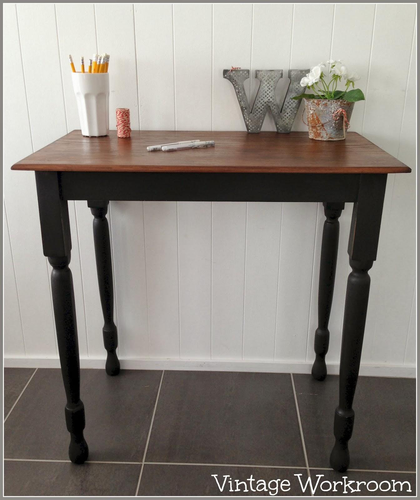 Vintage Workroom Vintage Hall table