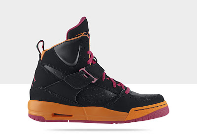 Jordan Flight 45 High Girls' Shoe 524864-028