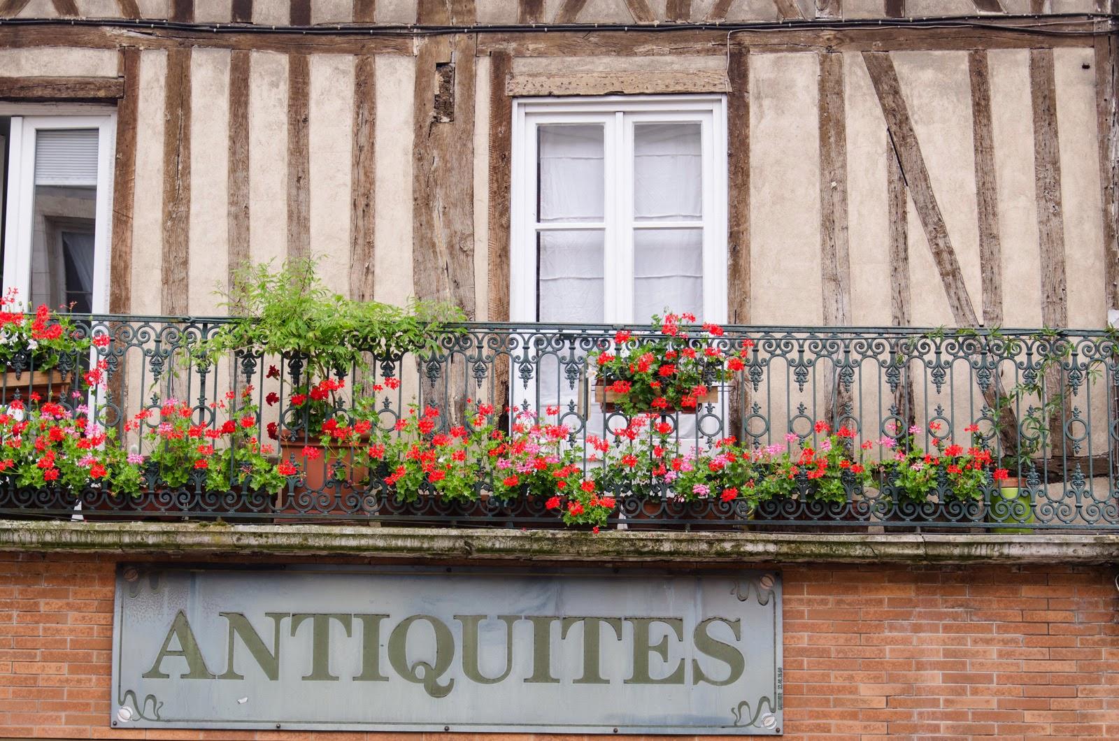 Louviers - antiquités