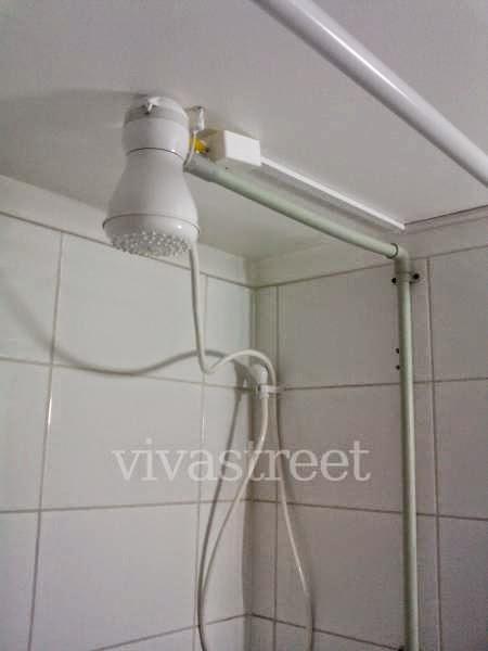 Altura de regadera de bano mejores ideas para el dise o for Como instalar una regadera de bano