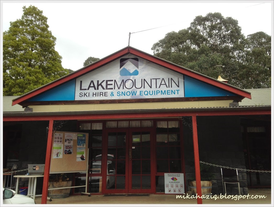 lake mountain snow equipment hire