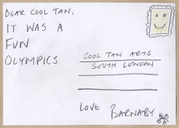 Barnaby Hughes - Cooking up a Tasty Olympics: back