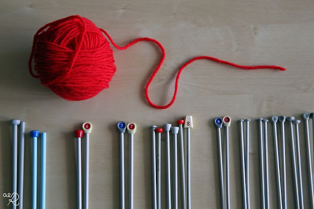 knitting needles sh