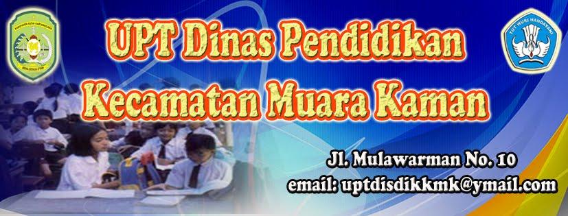 UPT Dinas Pendidikan Muara Kaman