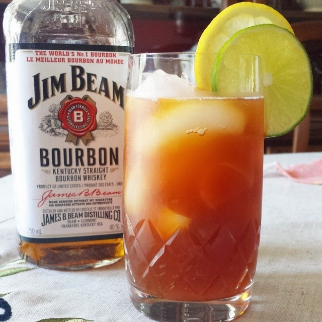 Bourbon sweet potato fluff recipes bourbon sweet potato for Iced tea and whiskey drink