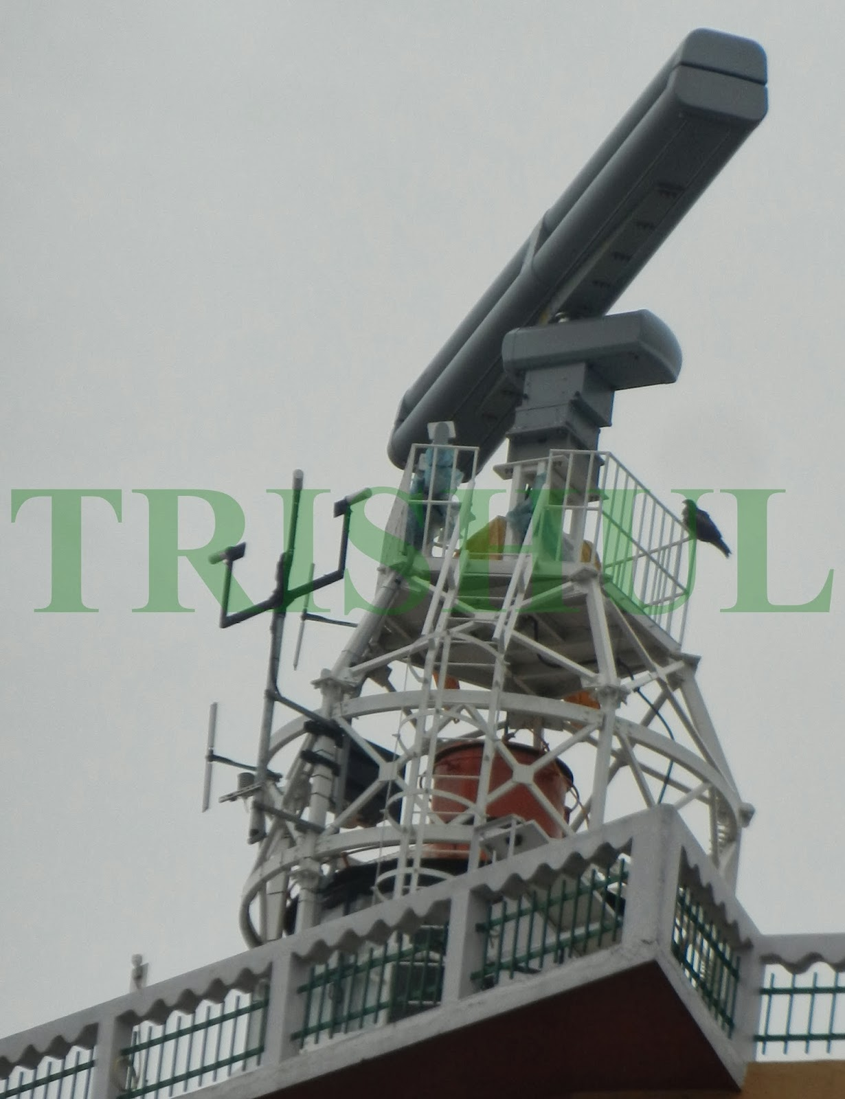 TRISHUL: Naval and Maritime EXPO 2013