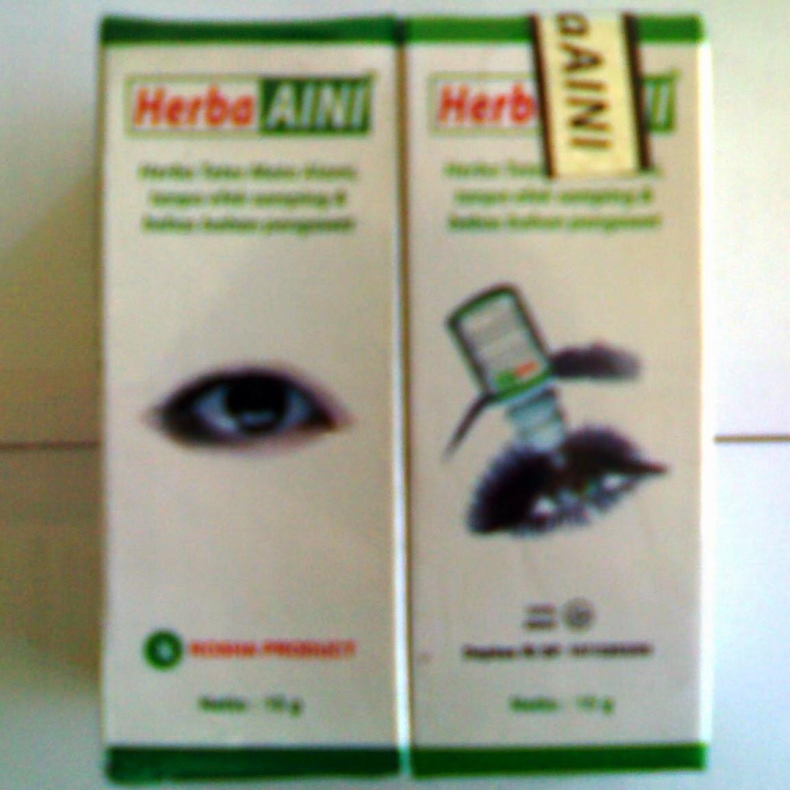 Herba Aini Obat Tetes Mata Herbal Andiherbal.com