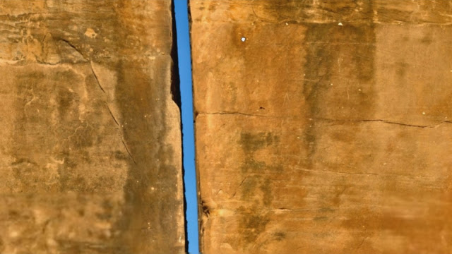 La roche une preuve « Al Naslaa » d'une intervention extra-terrestre ?