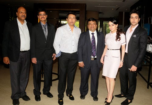 Heartless Movie Promotion at Fortis Hospital Gallery