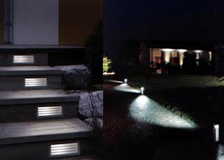 Luz actual s l iluminaci n t cnica y proyectos - Apliques de jardin ...