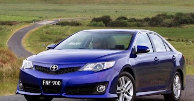 2013 toyota camry owners manual