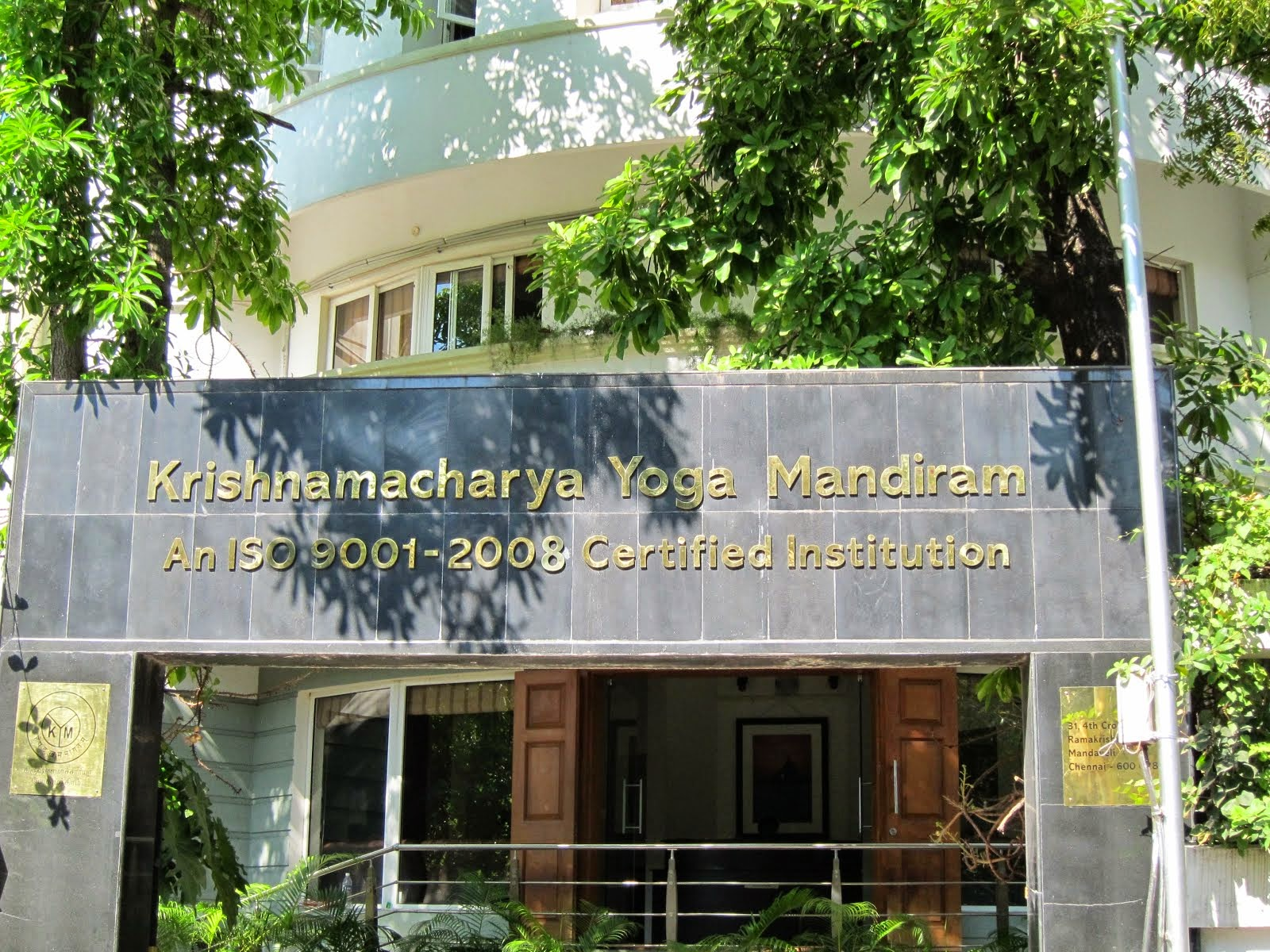 Yoga Therapy-Chennai-India