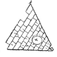 piramide illuminati abbattuta