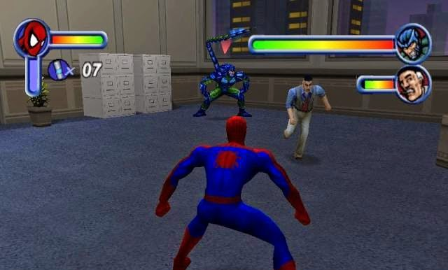 Spider Man 1 Free Download PC Games Gameplay