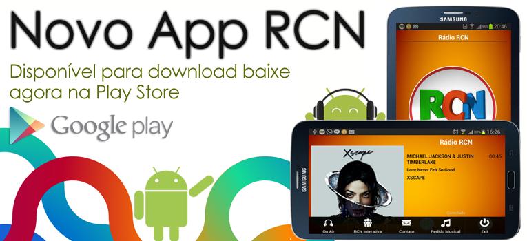 Clique e faça o download do App!