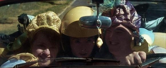 Rita Pokk, Breno Viola e Ariel Goldenberg em COLEGAS