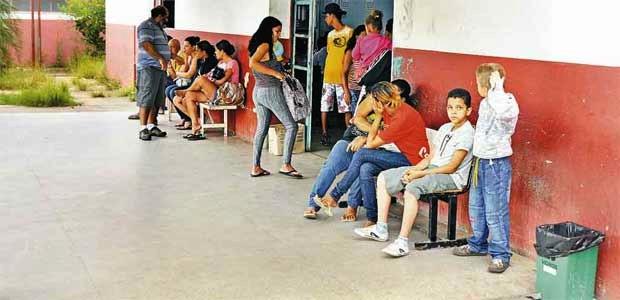A demanda da UPA do Bairro São Benedito, em Santa Luzia, aumentou três vezes depois que os postos de saúde dos bairros vizinhos foram fechados