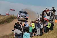 Thierry Neuville at Rally Poland 2014