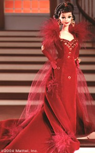 Scarlett o hara red dress target