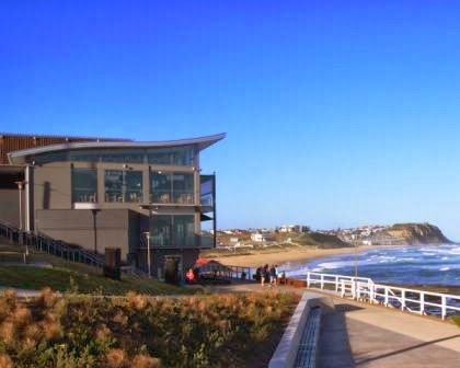 Merewether Surf House looking North Nov 2013