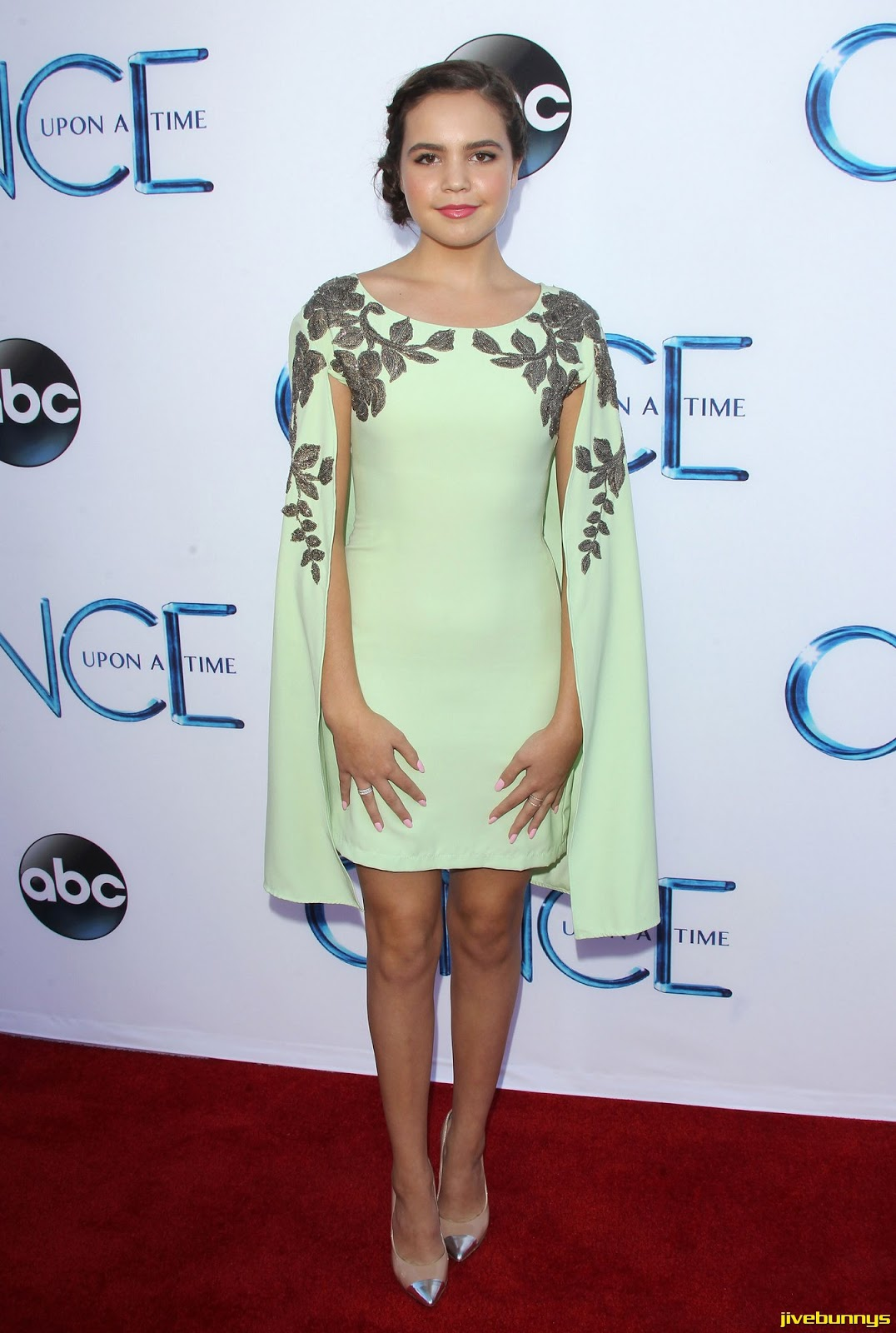 Bailee Madison - 'Once Upon A Time' season 4 screening in Hollywood 09/21/14