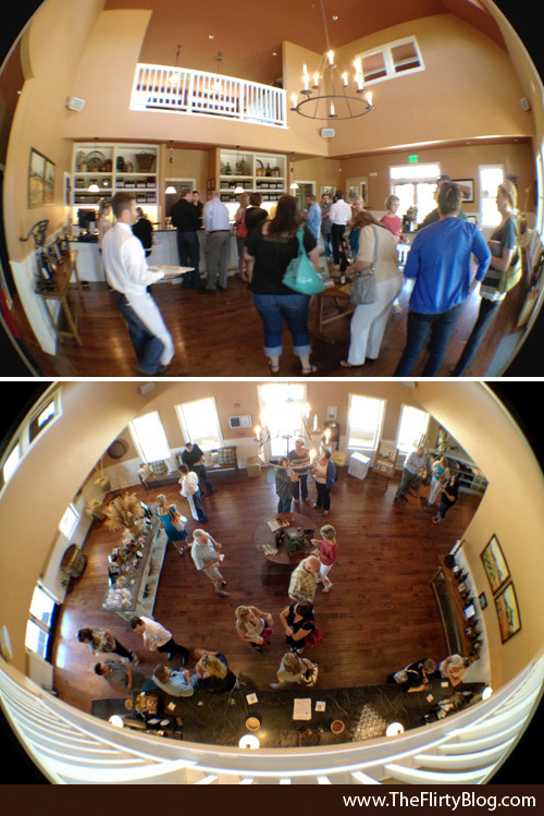 Merriam Vineyards Wine Tasting Room