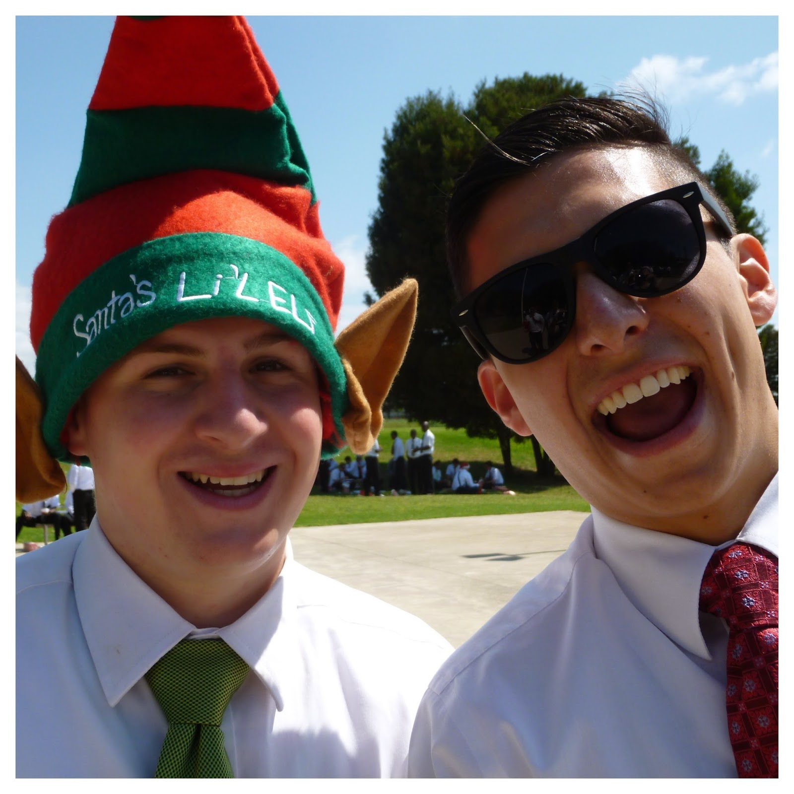 South Africa Johannesburg Mission: A Bright and Beautiful Christmas