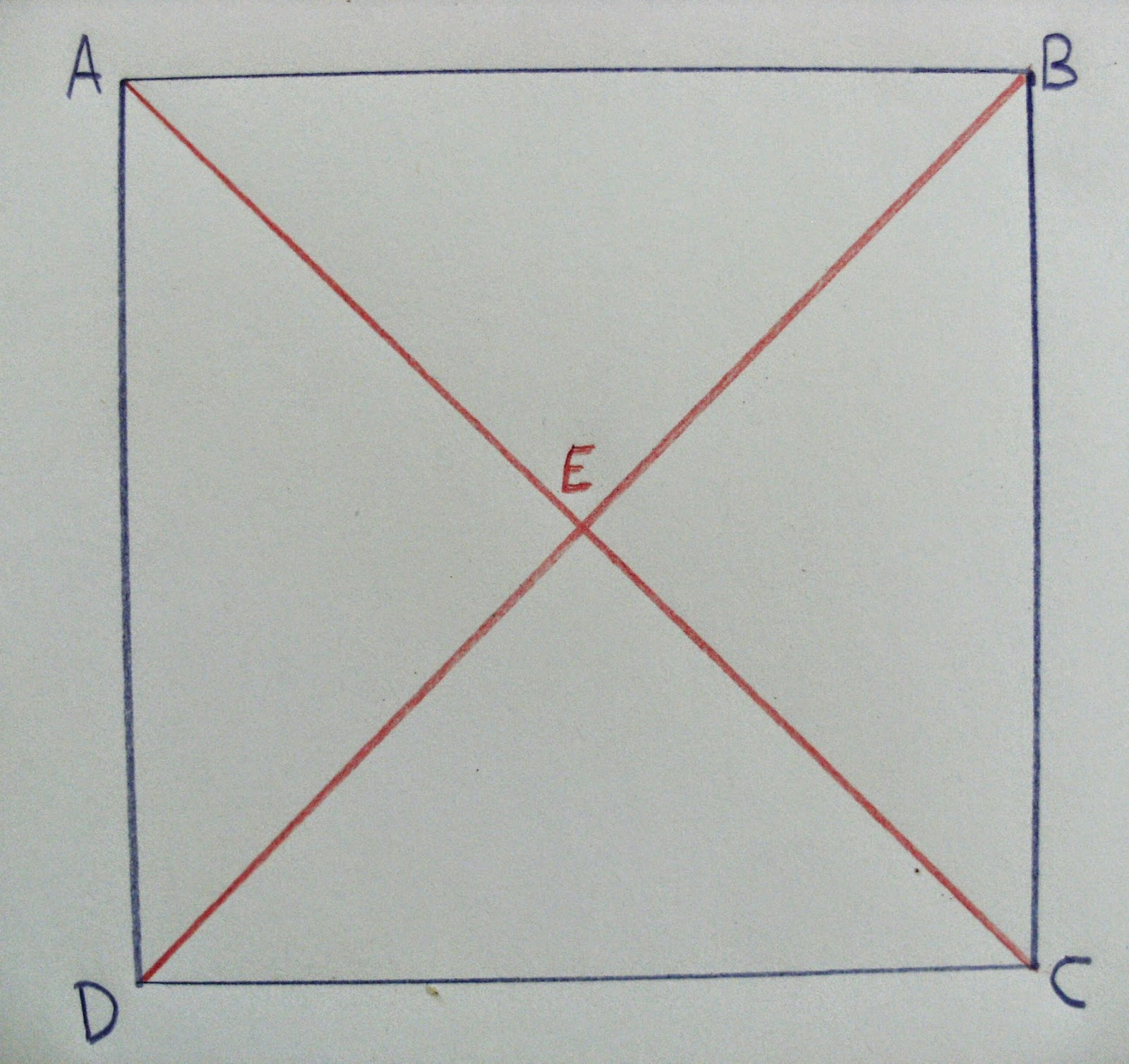 To Inscribe an Octagon in a Square – Octagon Graph Paper