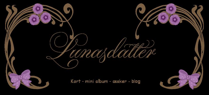 Lunasdatters Scrapbooking