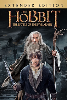 The Hobbit: The Battle of the Five Armies [EXTENDED EDITION] – สงครามห้าเหล่าทัพ (เพิ่มฉากใหม่ 20นาที)[พากย์ไทย]